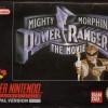 Power Rangers – Le film Snes